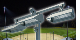 New energy efficient lighting is being installed on SMMUSD playing fields
